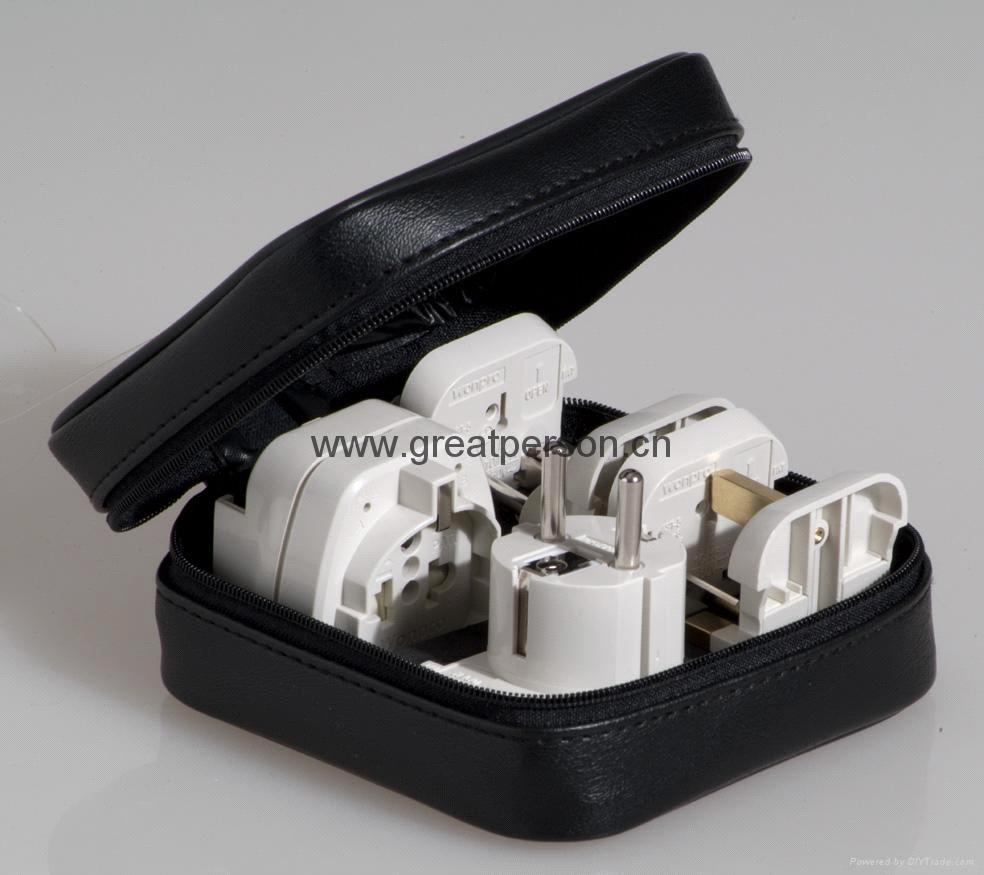 Wonpro All In One Universal Travel Adapter Purchasing