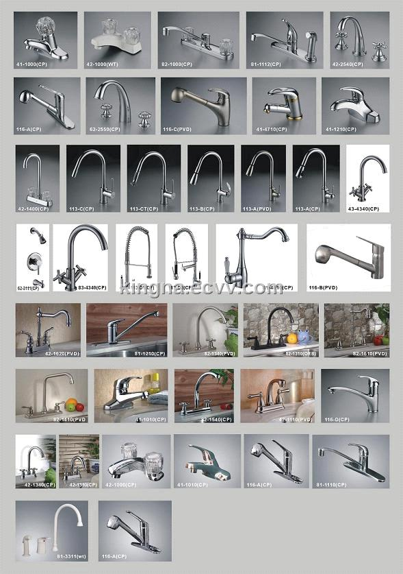 Bathroom Accessories, Kitchen, Faucets and Fixture