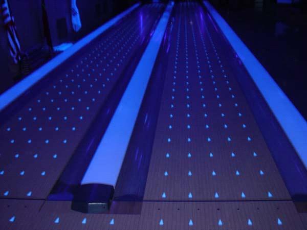 Bowling Lane Dimensions