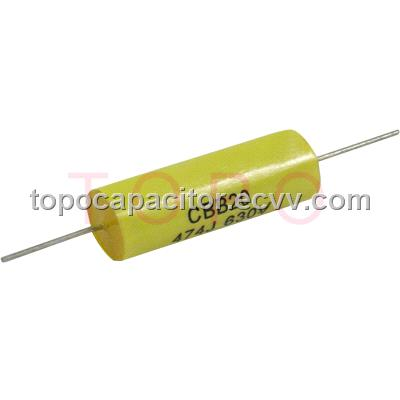 x2 metallized polypropylene film capacitor insulation wire leads cbb20 metallized polyester film capacitor