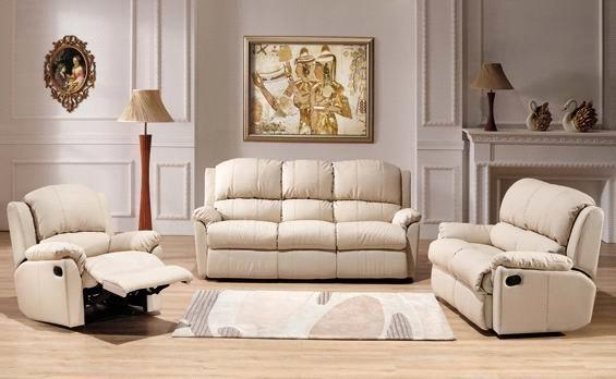 Leather Recliner Sofa Set - Compare Prices Including 3pc