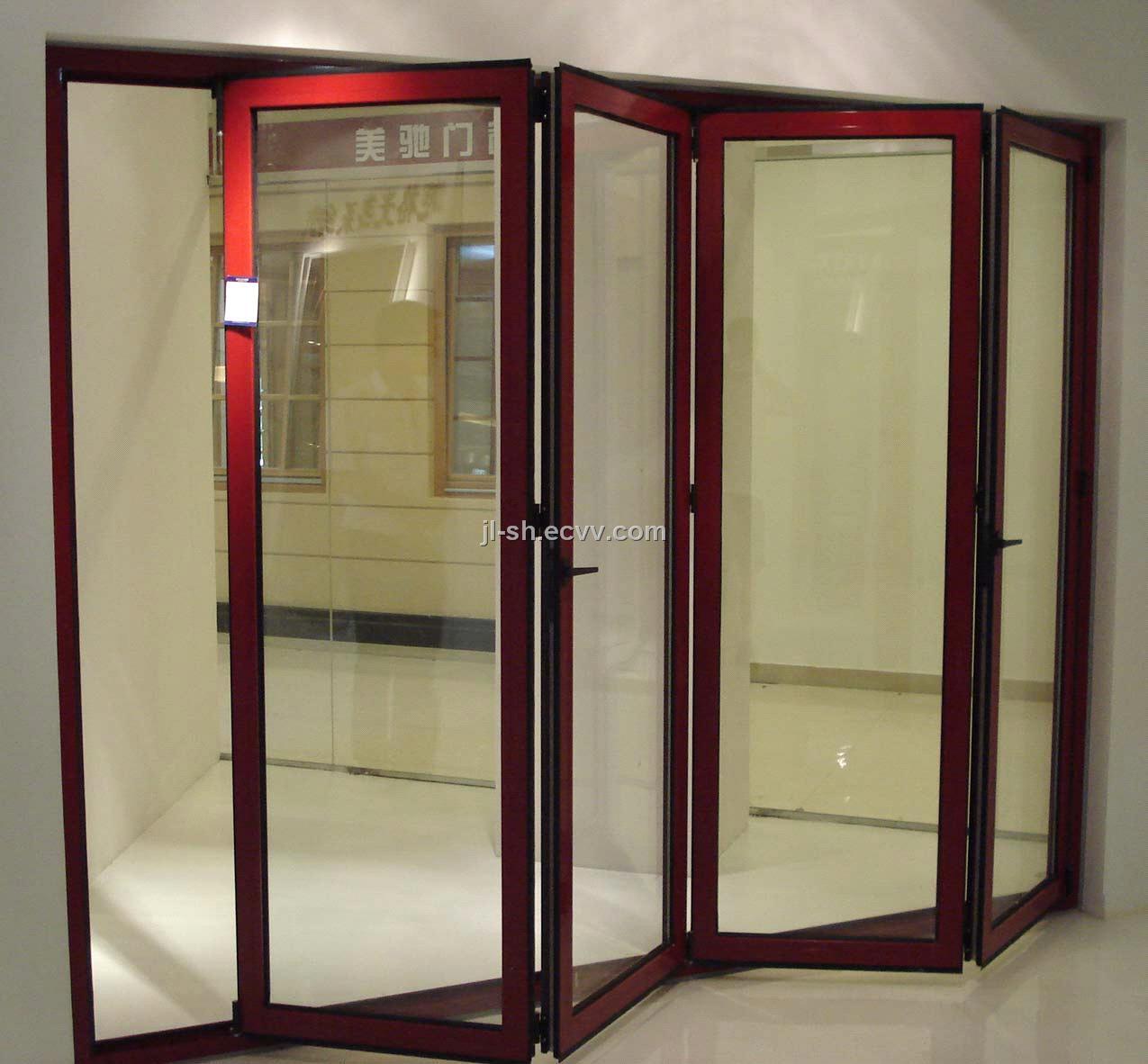 1182 #B42917 Home > Products Catalog > Aluminum Door > Aluminum Folding Door wallpaper Aluminum Entry Doors 39551275
