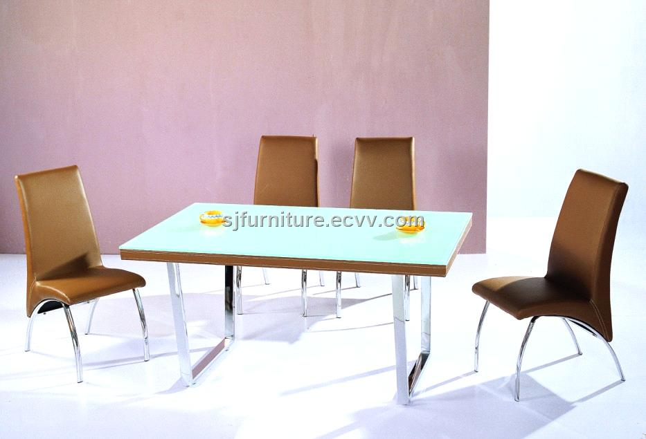 Dining Table DT345+DC345 DT345+DC345