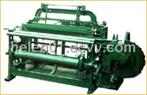 Export Crimped Wire Mesh Weaving Machine ABC-01