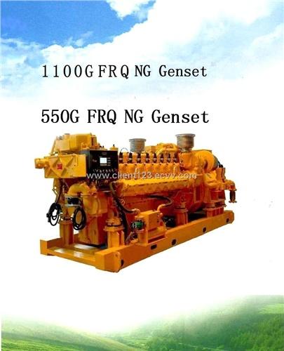 Genset (MTU 396 )