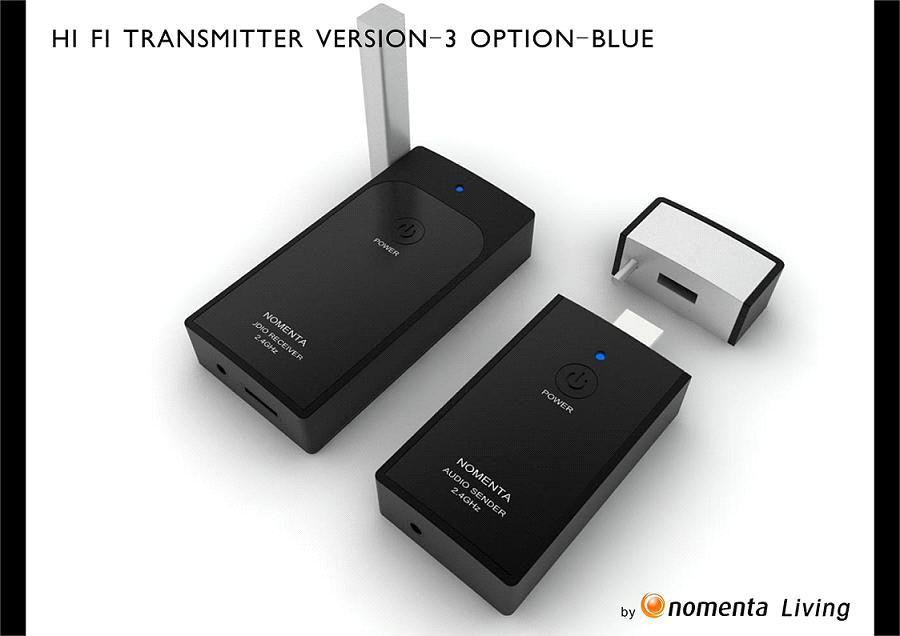 2.4 Ghz Audio Transmitter