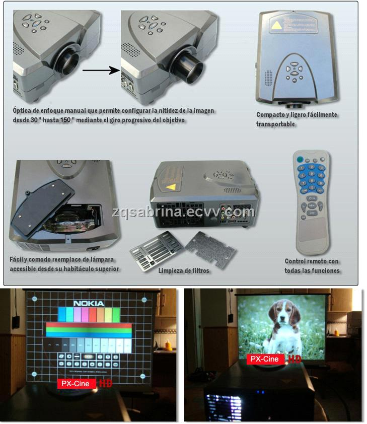 Movie Projectors For Home