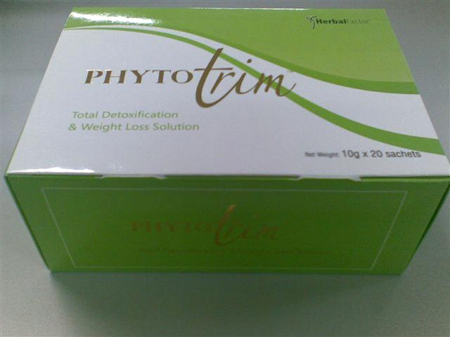 Phytotrim Detoxification And Weight Loss