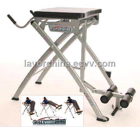 corevolution exercise machine