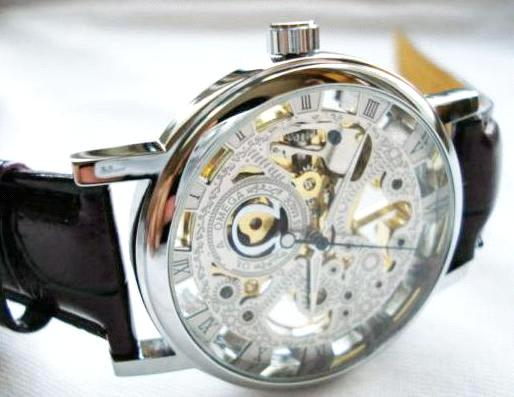 Mechanical Skeleton Style Watch (RL35) - China Rolex style