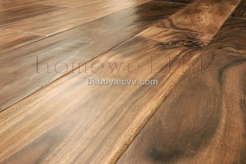 Hand Scraped Asian Walnut Flooring Purchasing Souring