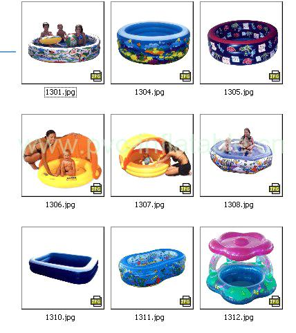 China pvc inflatable swimming pool2008970492510 Inflatable Swimming Pools