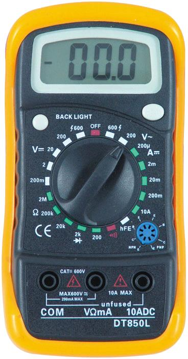 Digital Multimeter (DT850L) DT850L