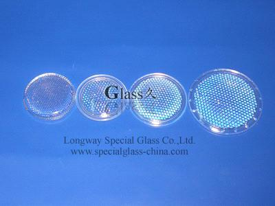 Reflector lens,glass lens,reflector,lamp shade
