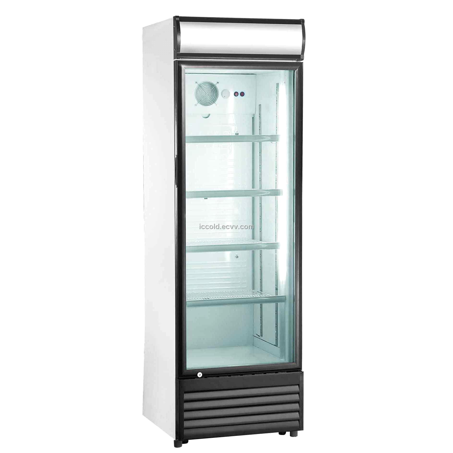 ... Products Catalog > Display Cooler > Upright Showcase Cooler (SS-320AL