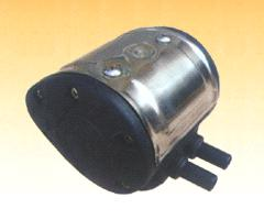 pulsator for machine