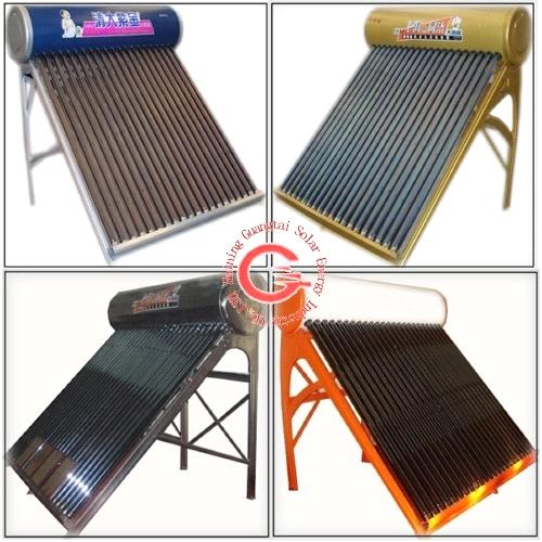 Solar Water Heater: Cost effective solar hot water with SPP solar