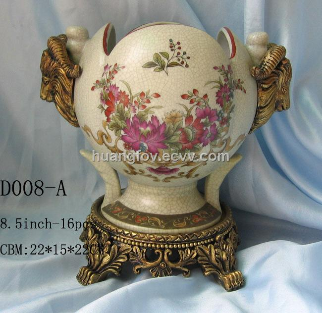 ��.d:-a:+�_antique vase (d008-a)