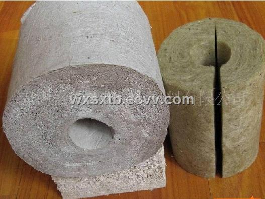 Compound foam mineral wool shell of pipe purchasing for Mineral wool pipe insulation