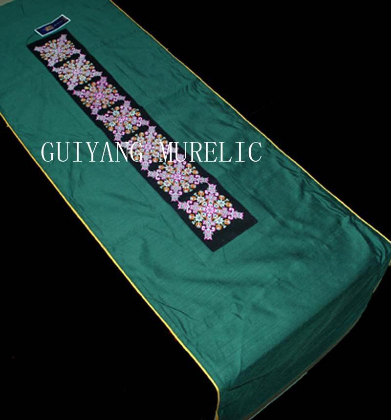 Embroidery Handicraft CSD0004  China Tablecloth Miao