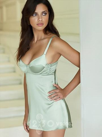 Fancy Babydoll Nightie (VS006) - China sleepwear, 12:30