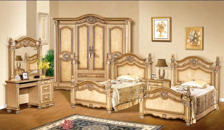 Bedroom Furniture 321S China MDF Furniture Venus Furniture
