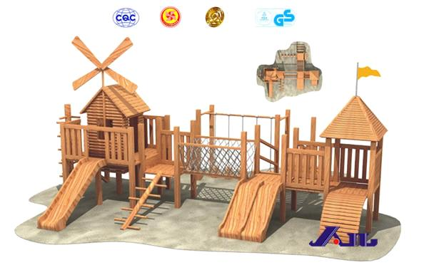 Wooden playground rosewood playground playground purchasing souring agent - How to build an outdoor wooden playground ...