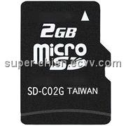 Micro SD Card - 2GB