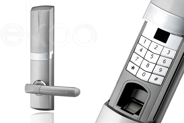 5 latches biometric fingerprint lock security lock Biometric door lock