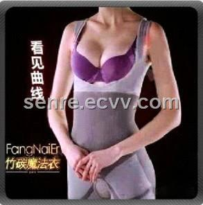 FanGNaiEr Natural Bamboo Slimming Body Shaper Underwear