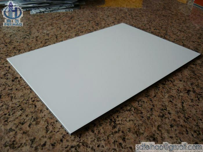 White Aluminum Composite Panel : Pure white aluminum composite panel acp purchasing