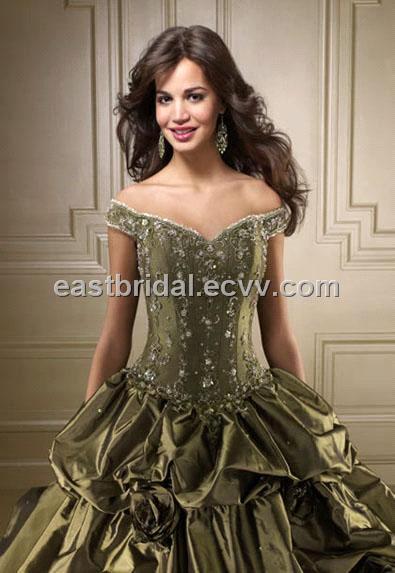 stunning ball gowns