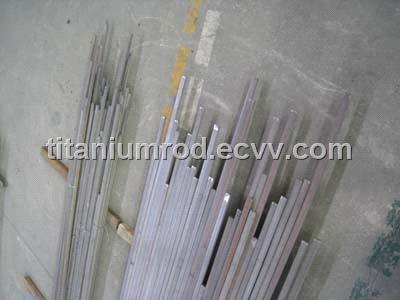 Titanium Flat Bars( Grade2)