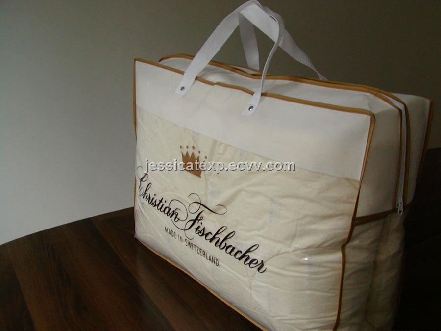Bedding Packaging NDA 2ZBH China bags zipper bags