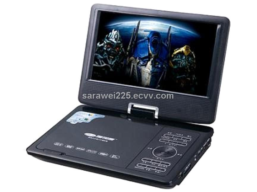 portable dvd player with tv tuner and games purchasing. Black Bedroom Furniture Sets. Home Design Ideas