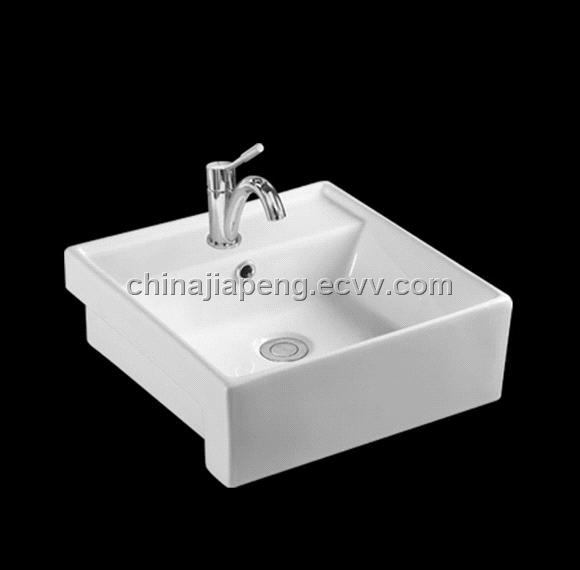 Ceramic Art Basins (P-64)