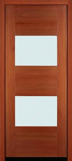 Engineered Wooden Door