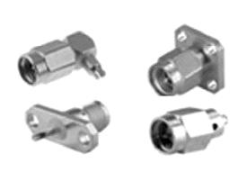 RF Coaxial Connector SSMA Series