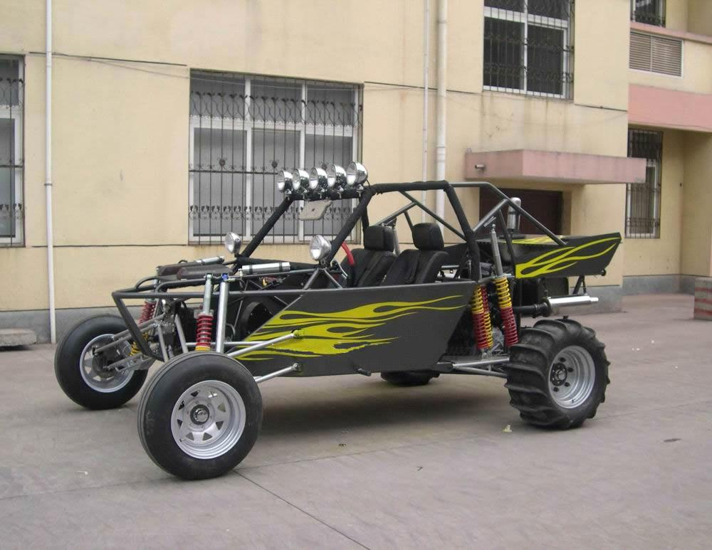 Sandrail 101  Welcome To Acme Car Company amp Berrien Buggy