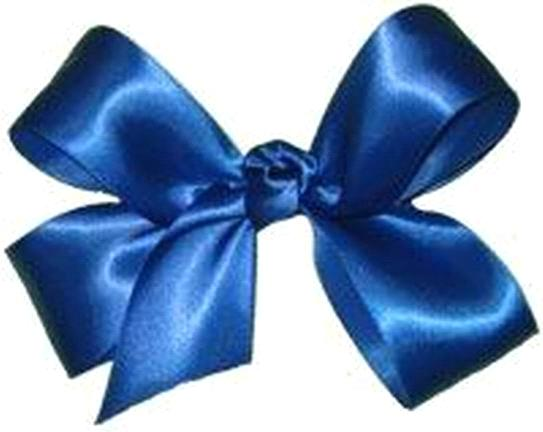 Satin hair bow (HC-003),School girl bows,classic bows,