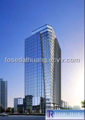 Curtain Wall Material Consulting Service