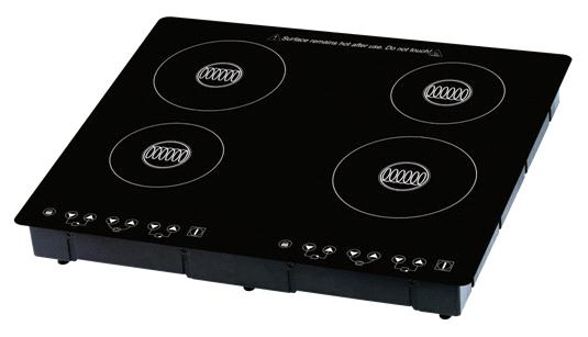 Update International Induction Cooker ~ Four hobs purchasing souring agent ecvv
