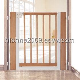 Wooden Baby Gate