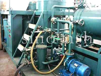 Engine Oil Recycling Machine Purchasing Souring Agent