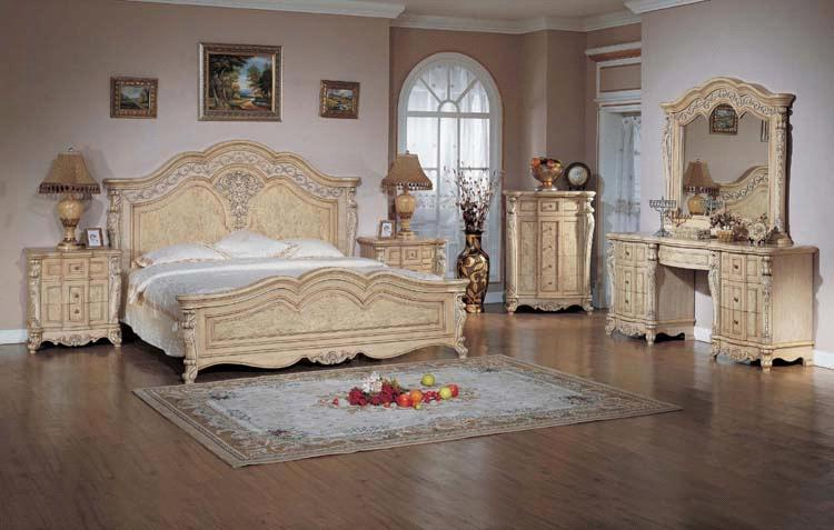 Bedroom Set SQ650 China CLASSICAL FURNITURE ELEGANCE