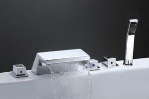 Bathtub Waterfall Faucet (Y-8007) (Y-8007) - China faucets, Yuefa