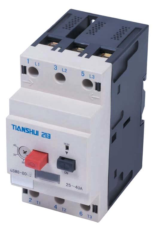 Home Used Range Of Circuit Protection Contactor Overload Relay