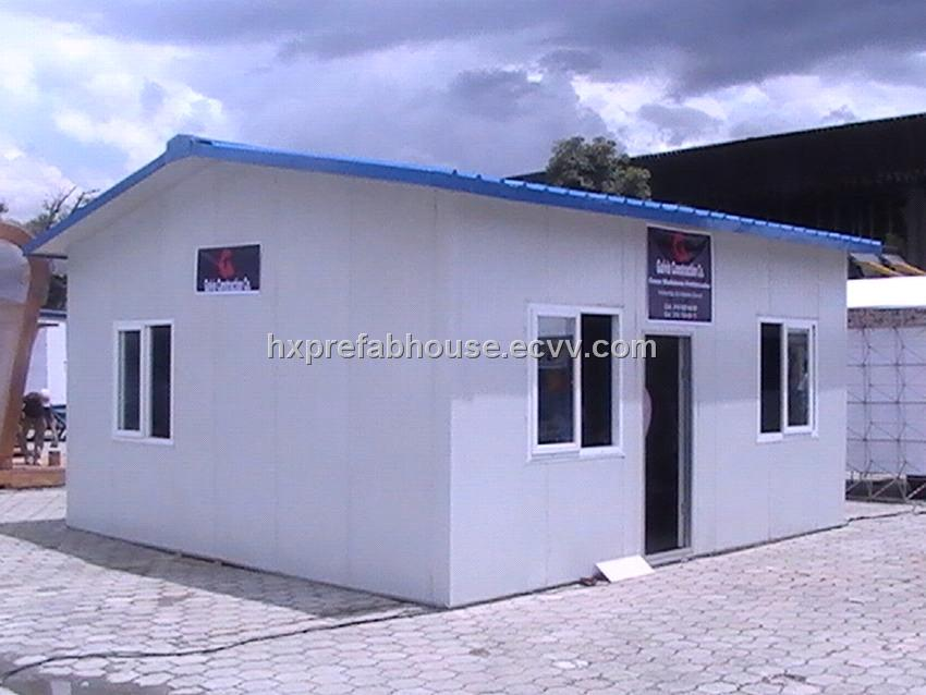 Steel Structure Villa - Container House (gxhx-20) gxhx-20
