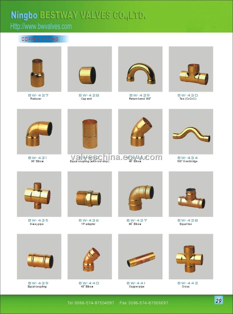 Copper fitting purchasing souring agent ecvv