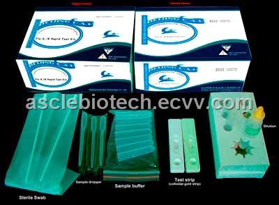 Rapid Flu Test Kits